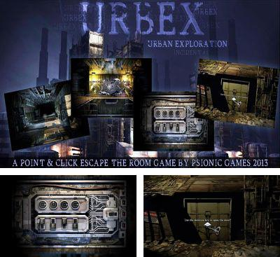 In addition to the game The Trail West for Android phones and tablets, you can also download Urbex for free.