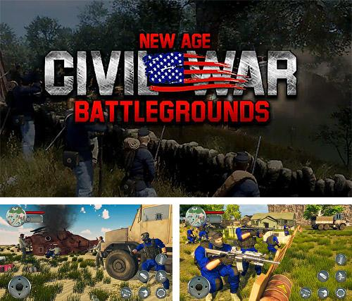 US army civil war last battlegrounds: American war