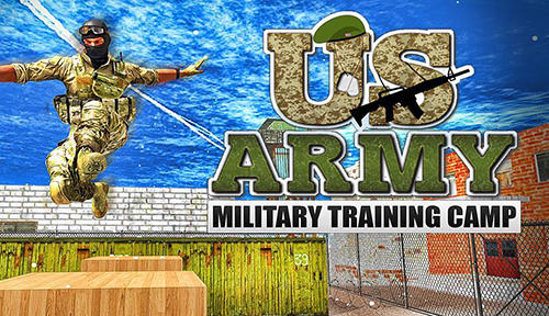 US army: Military training camp