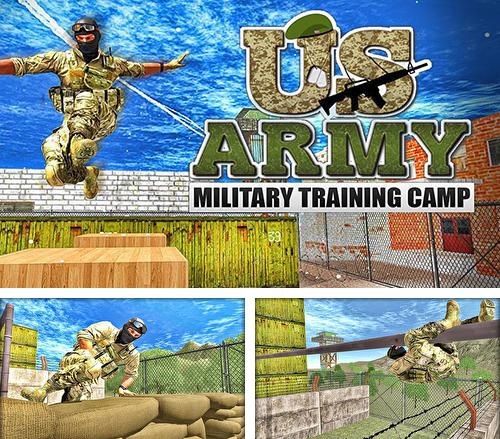 En plus du jeu Baseball réel  pour téléphones et tablettes Android, vous pouvez aussi télécharger gratuitement Armée des Etats-Unis: Camp d'instruction militaire , US army: Military training camp.