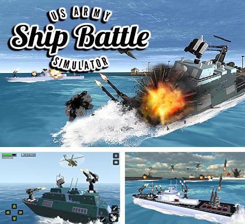 US army ship battle simulator