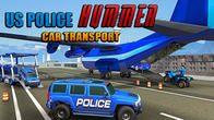 US police Hummer car quad bike transport APK