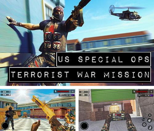 In addition to the game US special ops: Terrorist war mission for Android, you can download other free Android games for LG G Pad 8.3.