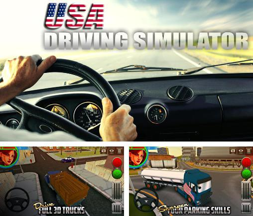 In addition to the game Drive for Android phones and tablets, you can also download USA driving simulator for free.