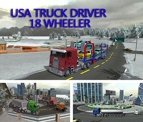 In addition to the game USA truck driver: 18 wheeler for Android, you can download other free Android games for Manta MSP5004.