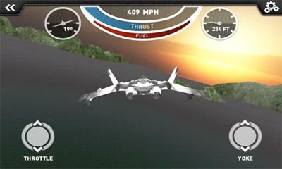 Screenshots von USAF Make It Fly für Android-Tablet, Smartphone.