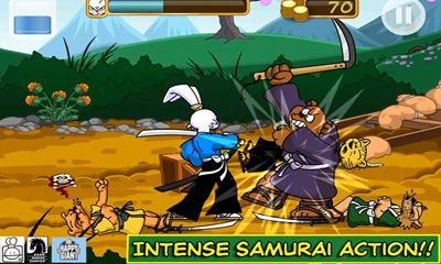 Kostenloses Android-Game Usagi Yojimbo: Der Weg des Ronin. Vollversion der Android-apk-App Hirschjäger: Die Usagi Yojimbo: Way of the Ronin für Tablets und Telefone.