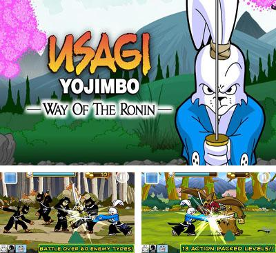 Кроме игры Samurai vs Zombies Defense скачайте бесплатно Usagi Yojimbo: Way of the Ronin для Android телефона или планшета.