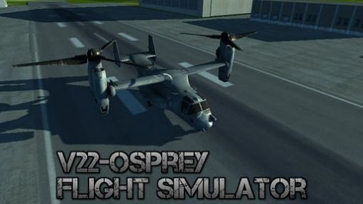 V22 Osprey: Flight simulator обложка
