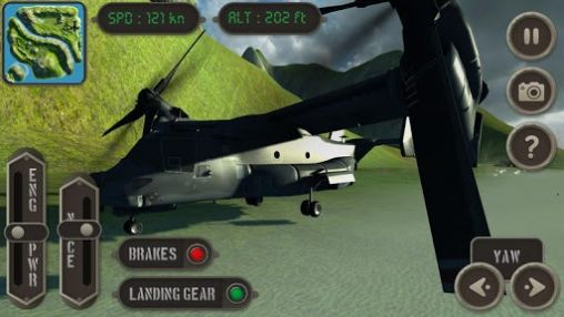 V22 Osprey: Flight simulator скриншот 5