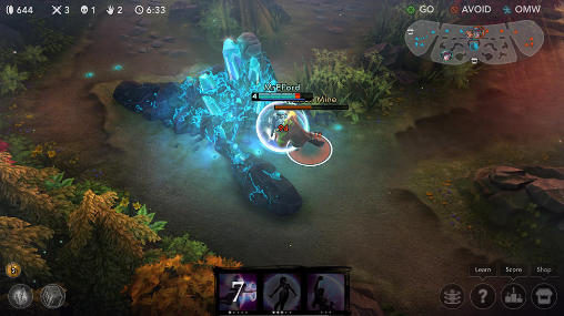 Get full version of Android apk app Vainglory for tablet and phone.