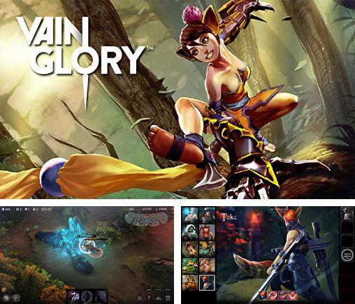In addition to the game Vainglory for Android, you can download other free Android games for Huawei Ascend Y600.