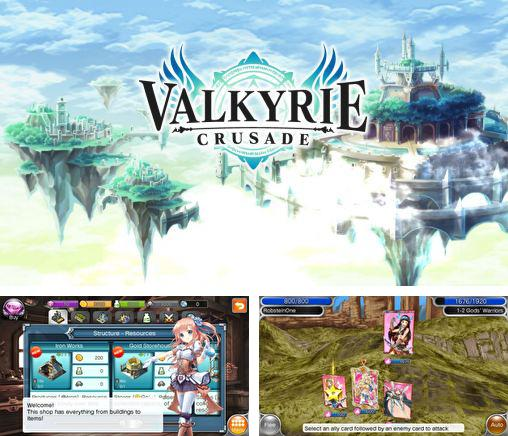 In addition to the game Nyan cat: Lost in space for Android phones and tablets, you can also download Valkyrie: Crusade for free.