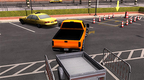 Screenshots von Valley parking 3D für Android-Tablet, Smartphone.