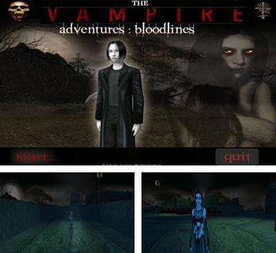 Alem do jogo Taxi Bumble para telefones e tablets Android, voce tambem pode baixar As Aventuras do Vampiro - As Guerras Sangrentas, Vampire Adventures Blood Wars gratuitamente.
