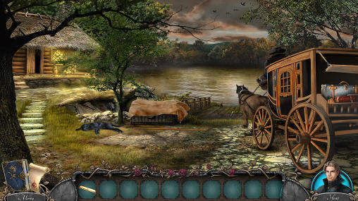 Screenshots von Vampire legends: The true story of Kisilova für Android-Tablet, Smartphone.