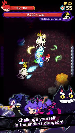 Screenshots von Vampire princess Marica für Android-Tablet, Smartphone.