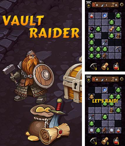 Vault raider: Roguelike dungeon crawler