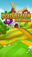 Vegetable farm splash mania