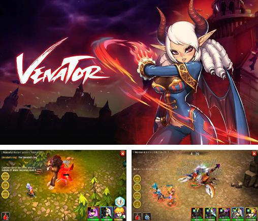 Venator: Dragon's labyrinth