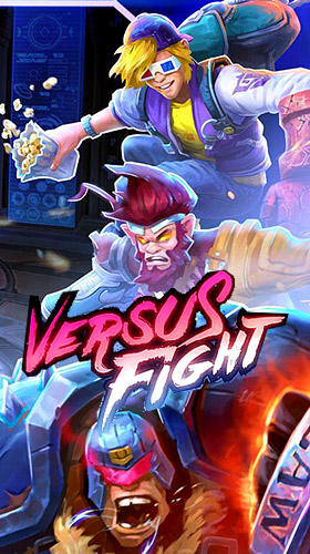 Versus fight poster