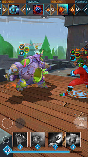 Versus fight screenshot 2