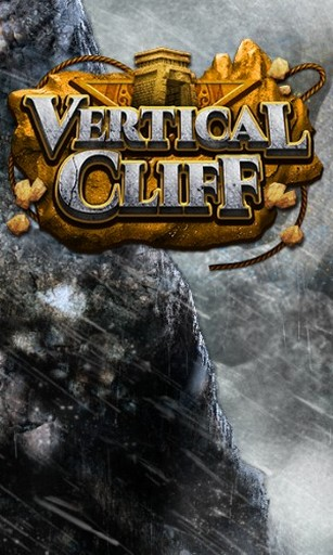 Vertical cliff