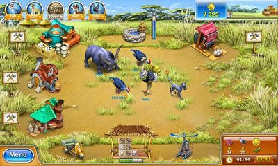 Download Farm Frenzy 3 Android free game.