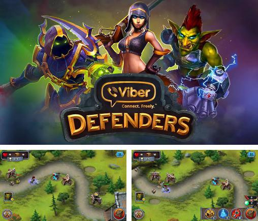 In addition to the game Little commander 2: Global war for Android phones and tablets, you can also download Viber: Defenders for free.