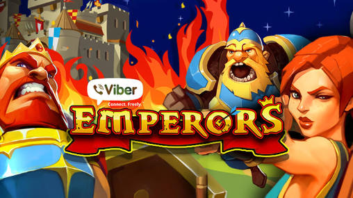 Viber: Emperors poster