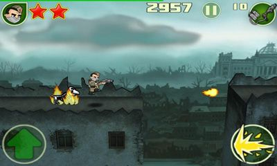 Victory March Lite screenshot 1