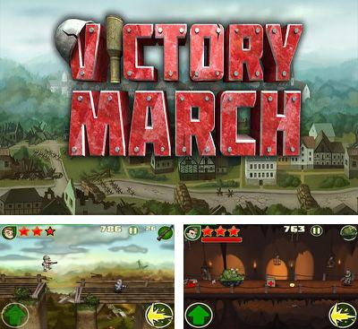 In addition to the game Ultimate Mission 2 HD for Android phones and tablets, you can also download Victory March Lite for free.