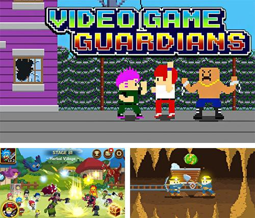 In addition to the game Mr. Bean: Risky ropes for Android phones and tablets, you can also download Videogame guardians for free.