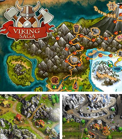 Viking saga 1: The cursed ring