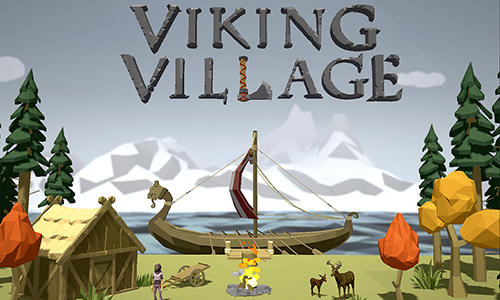 Viking village: RTS обложка