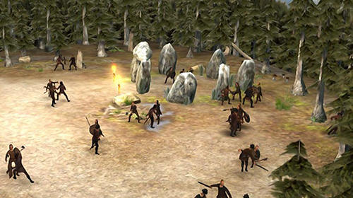 Vikings at war screenshot 1
