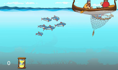 Screenshots von Vikings & Dragons Fishing Adventure für Android-Tablet, Smartphone.