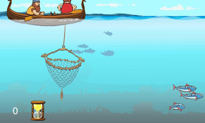 Screenshots do Vikings & Dragons Fishing Adventure - Perigoso para tablet e celular Android.