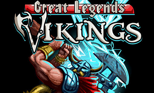 Vikings: Great legends