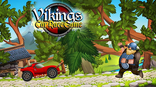 Vikings legends: Funny car race game
