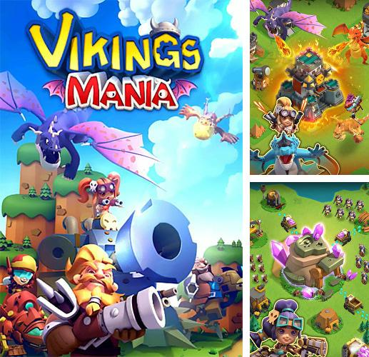 Vikings mania: Dragon master