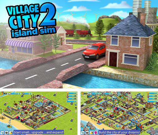 Village city: Island sim 2