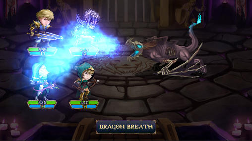 Screenshots von Road to dragons für Android-Tablet, Smartphone.