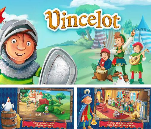 Vincelot: A knight's adventure