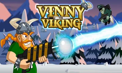 Vinny The Viking poster