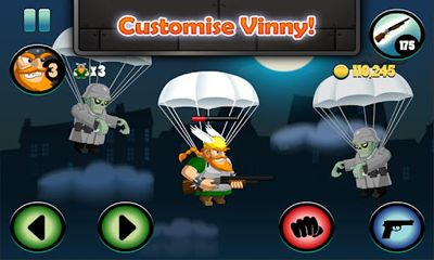 Jogue Vinny The Viking para Android. Jogo Vinny The Viking para download gratuito.
