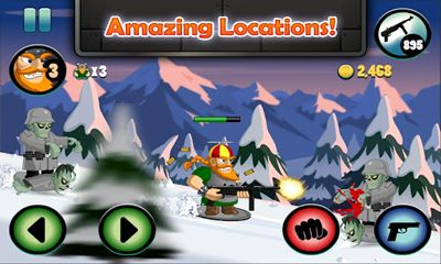 Screenshots do Vinny The Viking - Perigoso para tablet e celular Android.