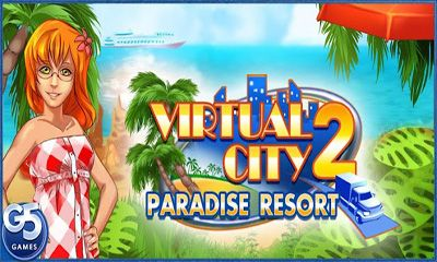 Virtual City 2 Paradise Resort poster