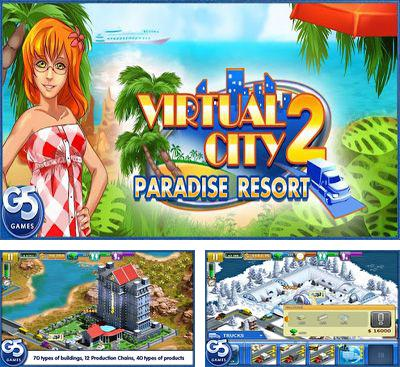 Virtual City 2 Paradise Resort