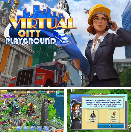 Virtual city: Playground